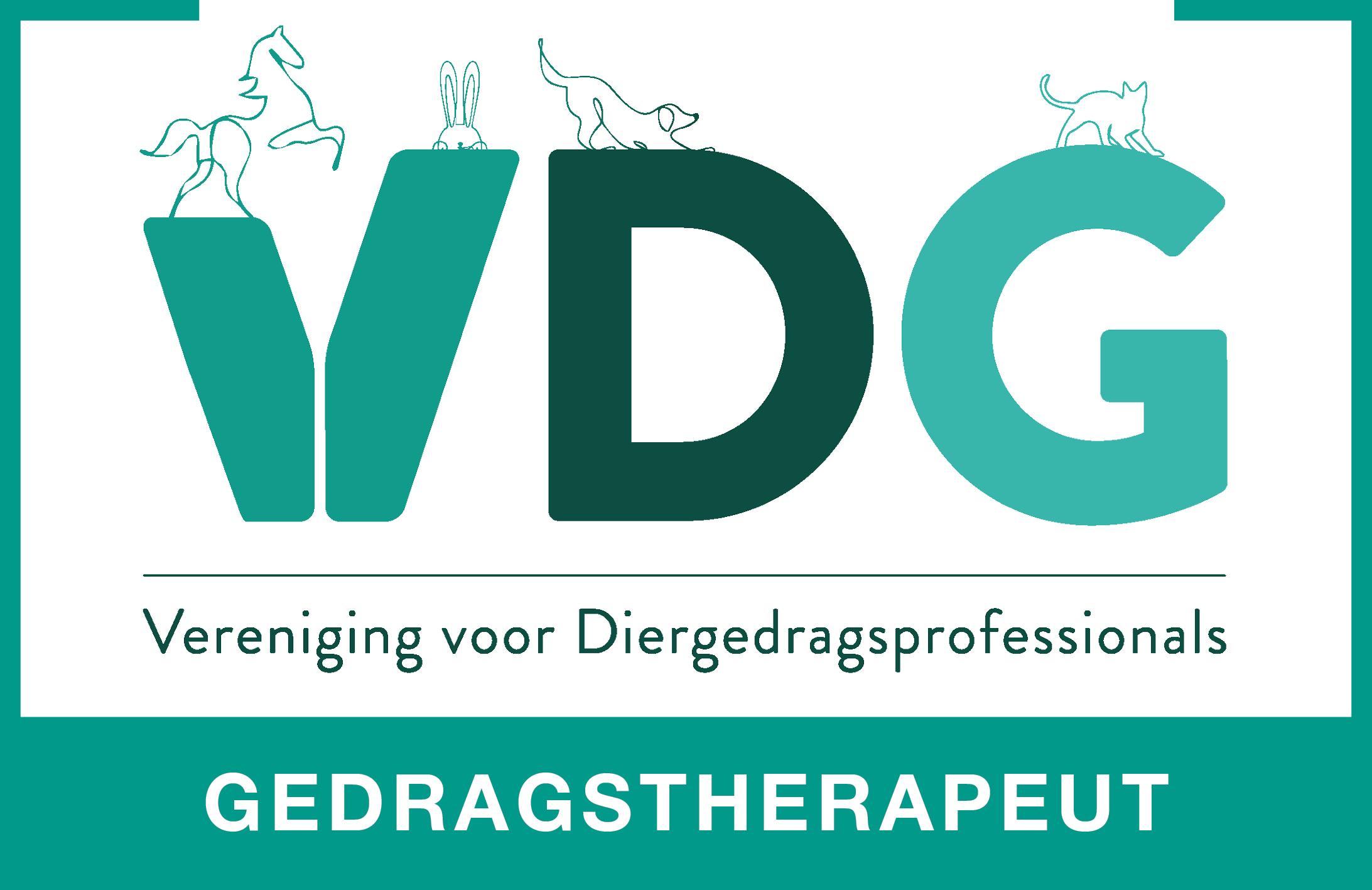 VDG-Logo-Gedragstherapeut